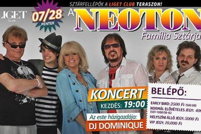 Neoton Família